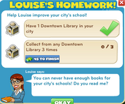 Luis homework