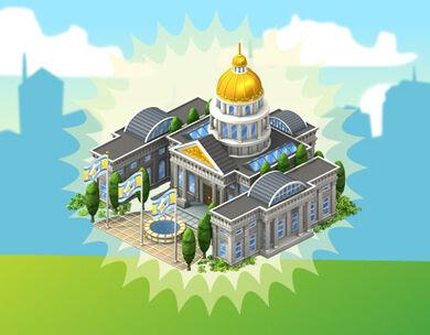 Announce govcenter