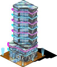 Futuristic Tower-SW