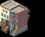 Terraced Brownstone-SW