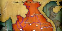 The Khmers (Suryavarman II)