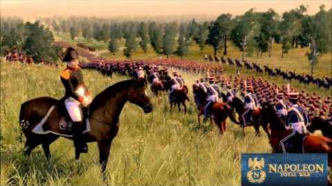 Napoleon- Total War OST Track 01- Napoleon Bonaparte (Menu Theme)