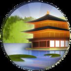 Golden Pavilion icon256