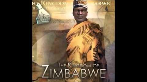 Zimbabwe - Nyatsimba Mutota Peace