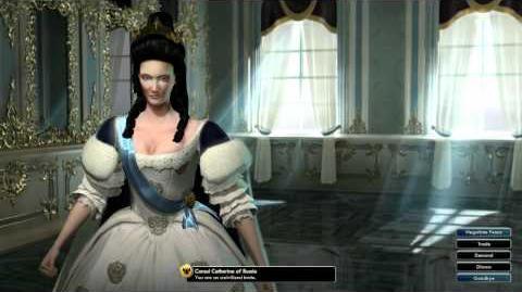 Civilization V OST - Catherine War Theme - Capulets and Montagues