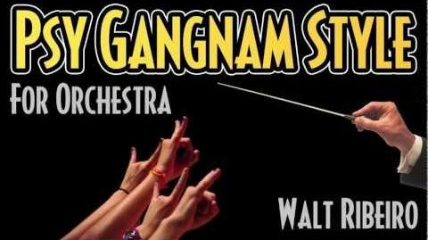 Psy 'Gangnam Style' For Orchestra (Bandcamp links below!)-0