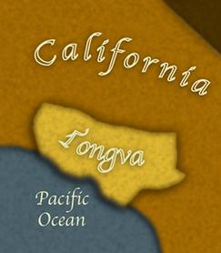 Tongva Map