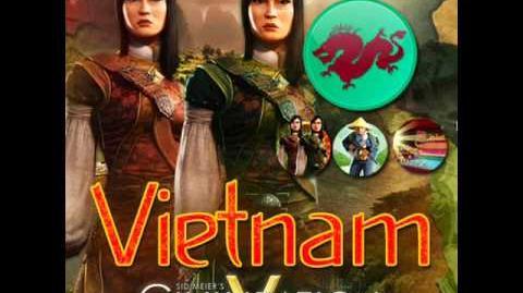 Vietnam - Trung Sisters War