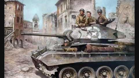 Hearts Of Iron III- Alot Of Tanks