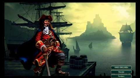 Pirates - Henry Morgan - Peace