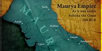 Maurya (Ashoka) (Pouakai)