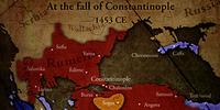 The Turks (Mehmed II)