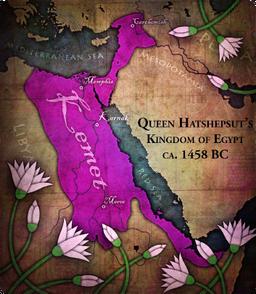 MapEgyptHatshepsut512
