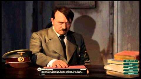 Empire of Germany - Adolf Hitler War Soundtrack