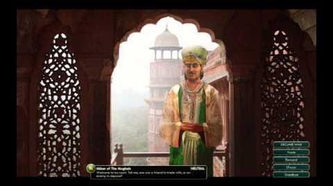 The Mughal Empire - Akbar -Peace