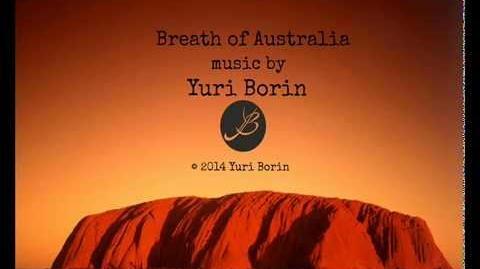 Orchestral adventure acoustic folk music - Breathing of Australia