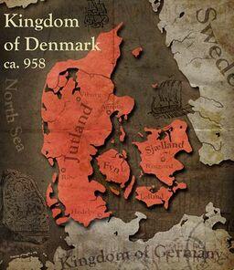 Denmarkmap