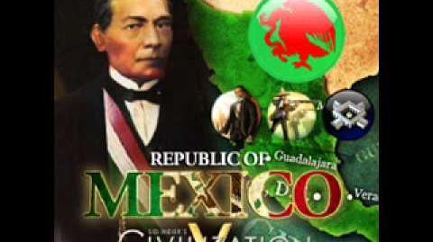 Benito Juarez Mexico Peace