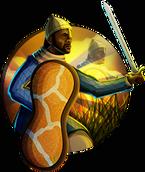Nobatian Swordsman