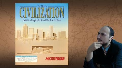 """Gaming History Sid Meier's Civilization """"Bad at history, good at education"""""""