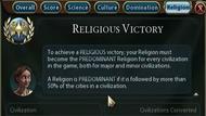 Religious victory