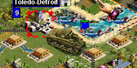 Sherman tank (CTP2)