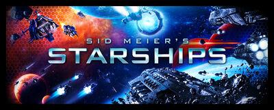 Starships key art