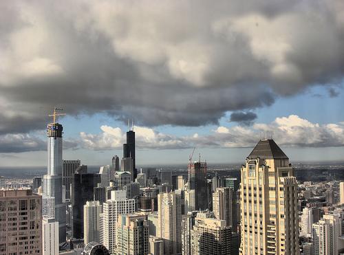 File:Chicago morning.jpg