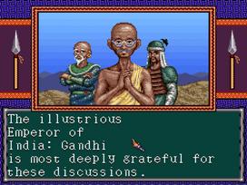 Gandhi (Civ1)