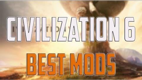 CIVILIZATION 6 BEST MODS - Interface tweaks – Production queue, Better zoom, Units report, etc