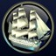 Steam achievement Ruler of the Seas (Civ5)