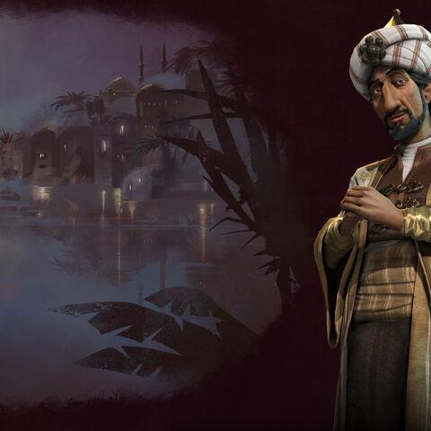 Promotional image of Saladin