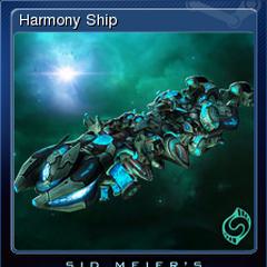 Harmony Ship