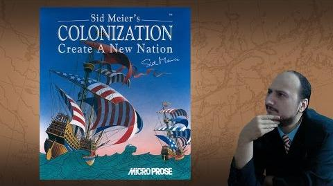"Gaming History Sid Meier's Colonization – The ""problematic"" 4X strategy game"