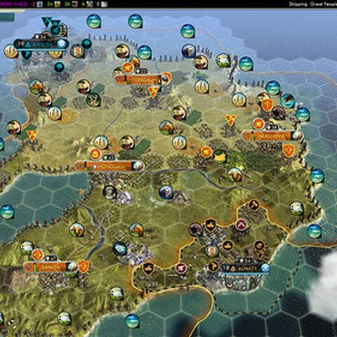 Polynesia in-game