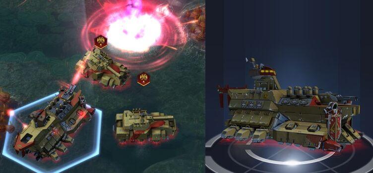 Lev destroyer