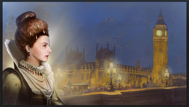File:Steam trading card large Elizabeth I (Civ5).png