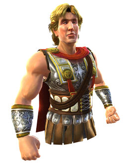 Alexander the Great (CivRev)