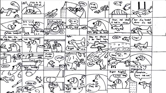 File:Cj and Lottie comics.png