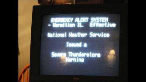 CREEPYPASTA Emergency Alert System