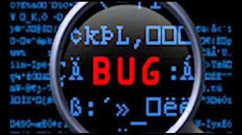CREEPYPASTA- Bug Tester