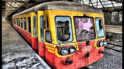 CREEPYPASTA- The Sloshed Train Driver