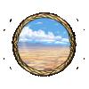 Item arid desert background