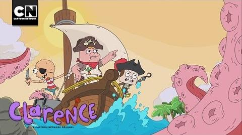 Clarence Thirty Days & Seven Seas Game Preview Video Play Now Cartoon Network