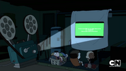 Watching the movie