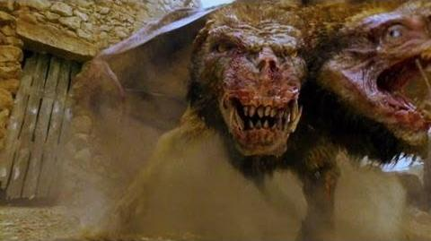 Meet the Chimera in Wrath of the Titans