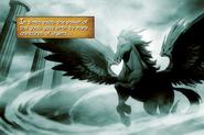 Pegasus comic