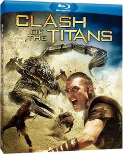 Clash of the Titans (2010) (Bluray)