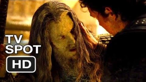 Wrath of the Titans TV SPOT 4 - Sam Worthington Movie (2012) HD