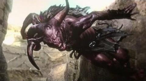Wrath of the Titans Minotaur Trailer